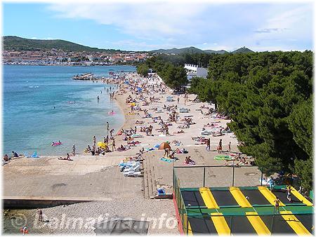 Private Apartments On Adriatic Croatia Dalmatina Croatia Crljenak
